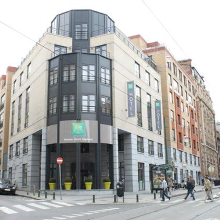 Estacionamento Hotel IBIS STYLES BRUSSELS CENTRE STEPHANIE (Coberto) Bruxelles