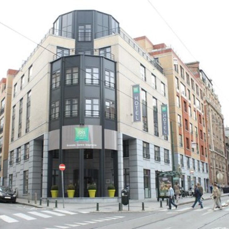 IBIS STYLES BRUSSELS CENTRE STEPHANIE Hotel Parking (Overdekt) Bruxelles