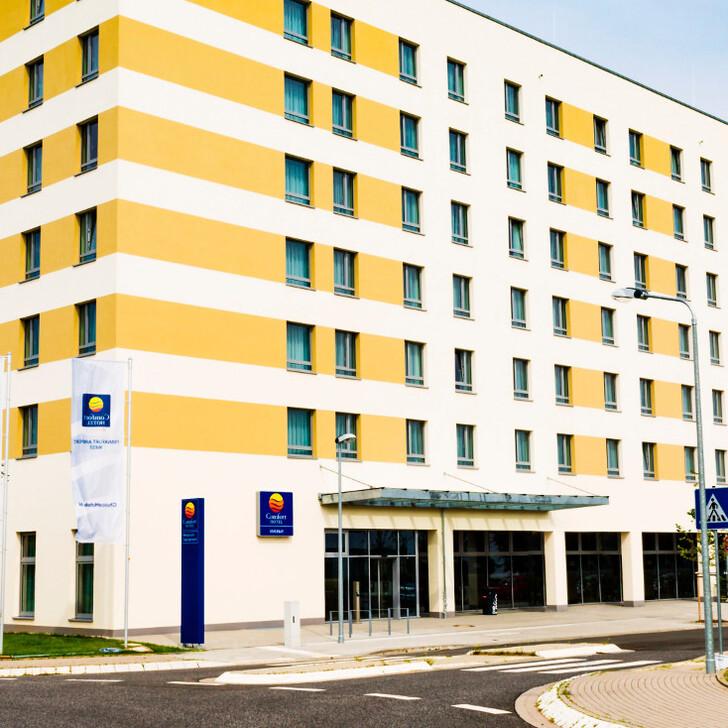 Estacionamento Hotel COMFORT HOTEL FRANKFURT AIRPORT WEST (Coberto) Kelsterbach