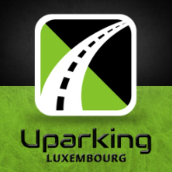 Estacionamento Low Cost UPARKING LUXEMBOURG FINDEL AEROPORT (Exterior) Sandweiler