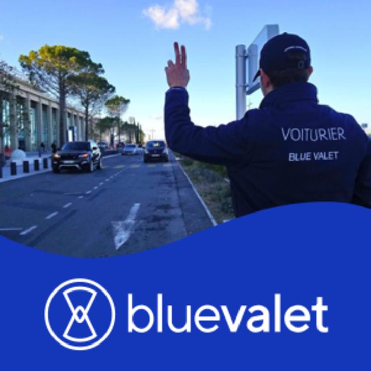 Parking Service Voiturier BLUE VALET (Extérieur) Marignane