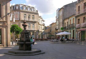 Estacionamento Estación de Pontevedra: Preços e Ofertas  - Estacionamento estações   Onepark