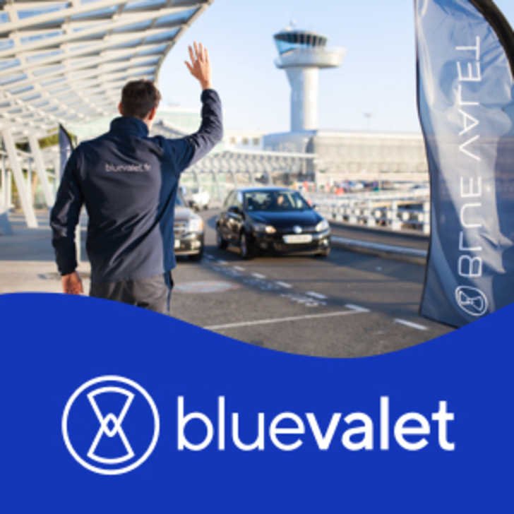 BLUE VALET Valet Service Parking (Exterieur) Roissy-en-France
