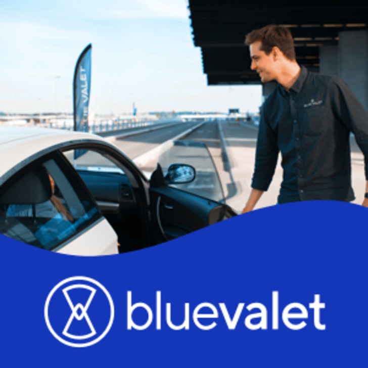 Parkservice Parkhaus BLUE VALET (Überdacht) Nantes