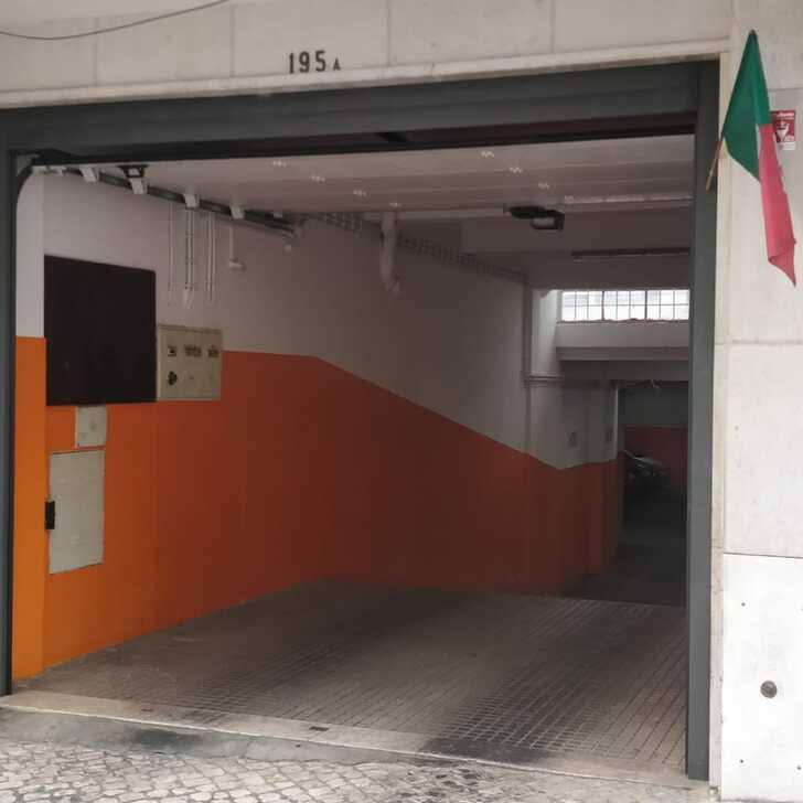 Estacionamento Público GARAGEM SILVEIRA (Coberto) Lisboa