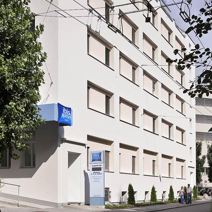 Estacionamento Hotel IBIS BUDGET LUZERN CITY (Coberto) Luzern