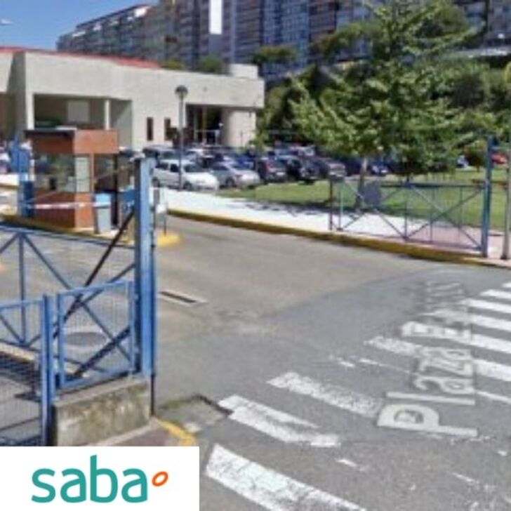 SABA ESTACIÓN DE TREN DE VIGO-URZAIZ Openbare Parking (Overdekt) Vigo