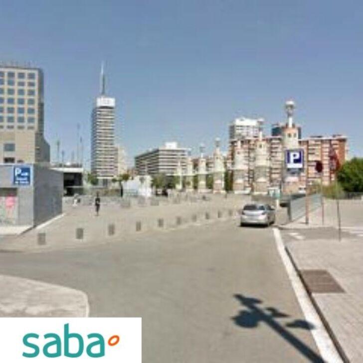SABA ESTACIÓN TREN BARCELONA - SANTS Public Car Park (Covered) Barcelona