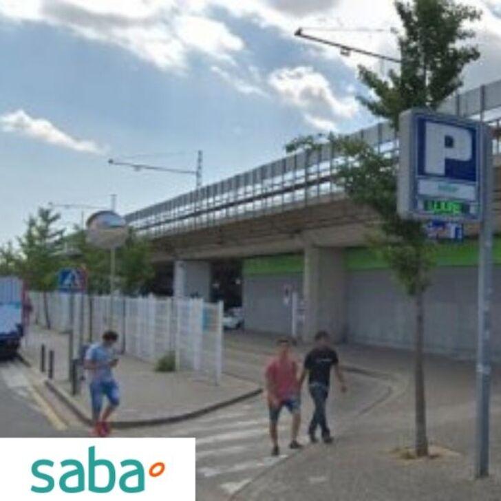SABA ESTACIÓN TREN GIRONA Openbare Parking (Overdekt) Girona