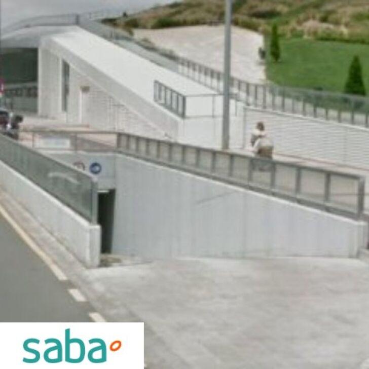 SABA ESTACIÓN TREN LOGROÑO Openbare Parking (Overdekt) Logroño