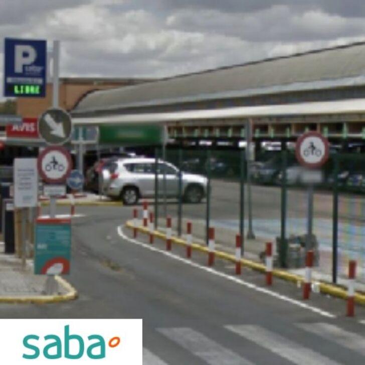 Estacionamento Público SABA ESTACIÓN TREN SEVILLA - SANTA JUSTA P1 Y P3 Tarifa de fim de semana (Exterior) Sevilla