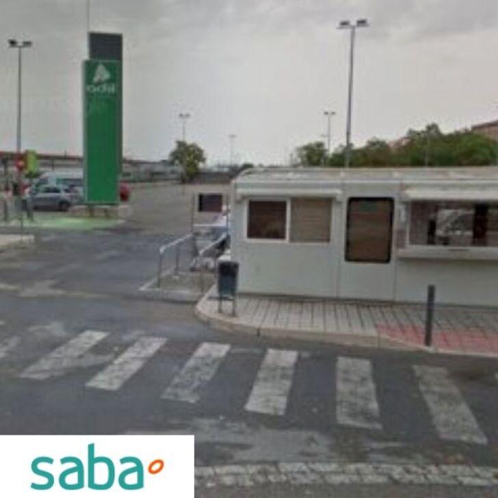 Estacionamento Público SABA ESTACIÓN TREN TOLEDO (Coberto) Toledo