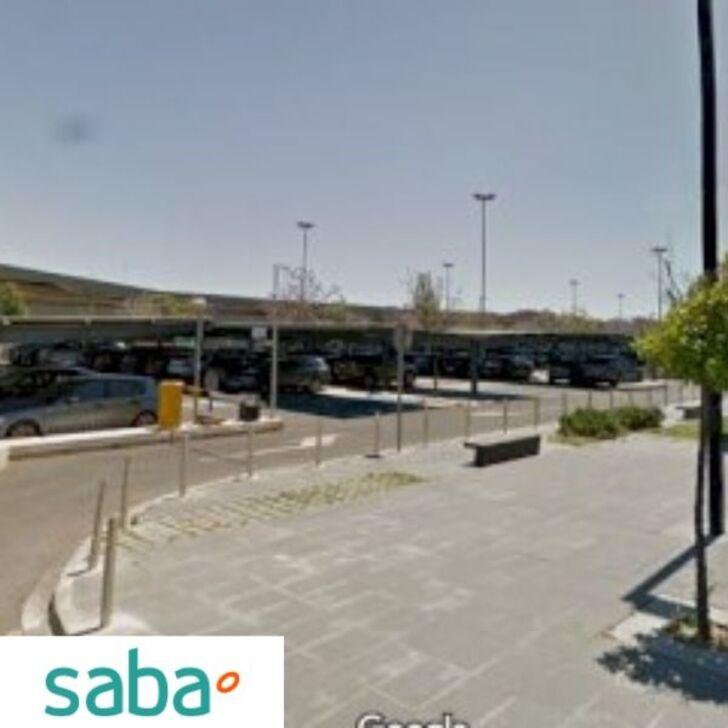 Estacionamento Público SABA ESTACIÓN TREN VALENCIA - JOAQUÍN SOROLLA Tarifa de fim de semana (Coberto) Valencia