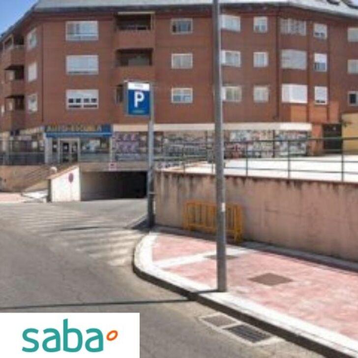 Estacionamento Público SABA ESTACIÓN TREN VILLALBA (Coberto) Collado - Villalba