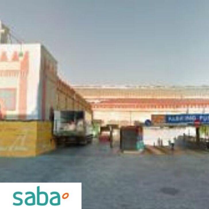 SABA PLAZA DE ARMAS Openbare Parking (Overdekt) Sevilla
