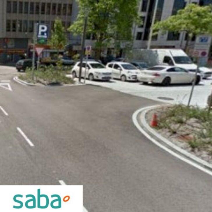 SABA ESTACIÓN TREN SANTANDER Openbare Parking Weekendtarief (Overdekt) Santander