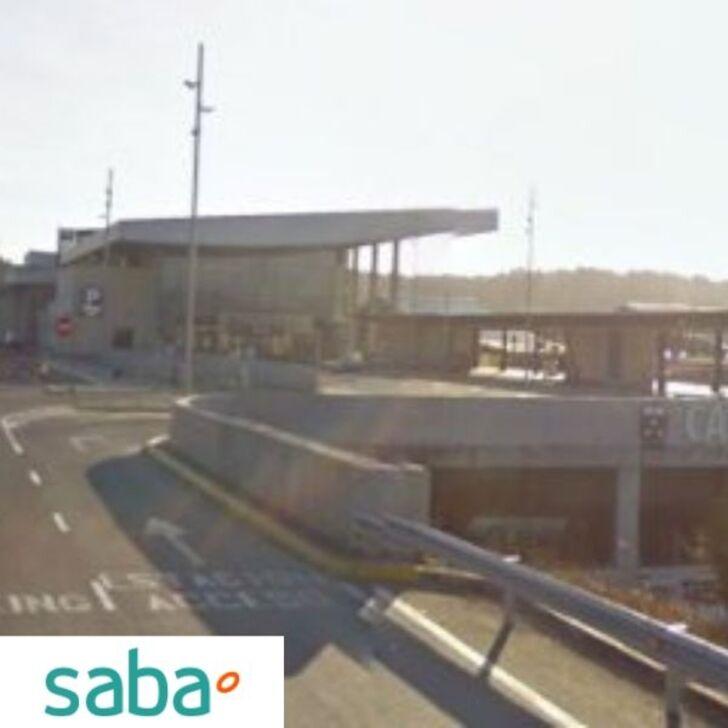 SABA ESTACIÓN TREN TARRAGONA Openbare Parking Standaardtarief (Overdekt) La Secuita