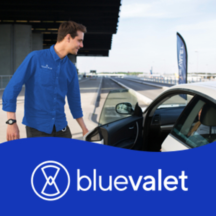 Parking Servicio VIP BLUE VALET (Cubierto) Barcelona