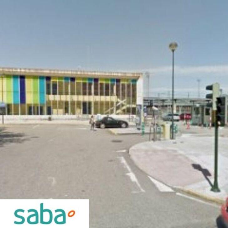 SABA ESTACIÓN TREN VIGO-GUIXAR Openbare Parking Weekendtarief (Exterieur) Vigo