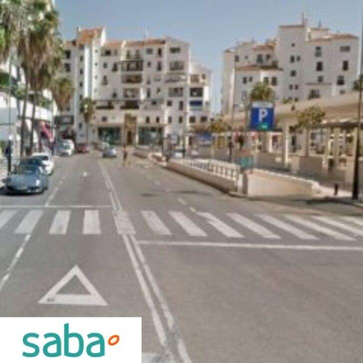 Estacionamento Público SABA PUERTO BANÚS (Coberto) Marbella