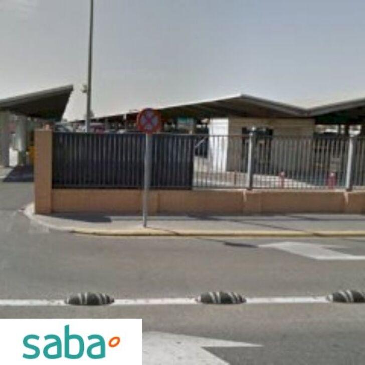 Estacionamento Público SABA ESTACIÓN TREN CÓRDOBA Tarifa de fim de semana (Coberto) Córdoba
