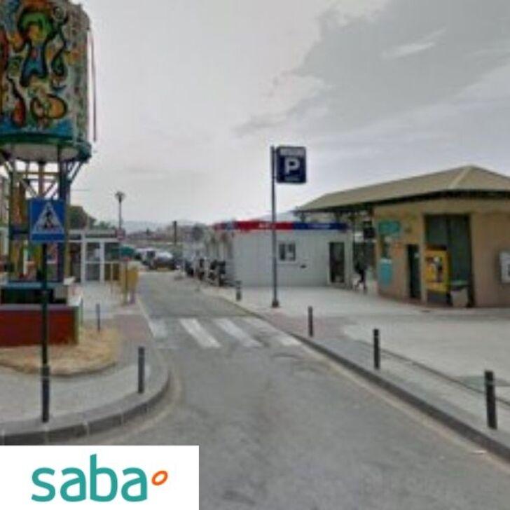 Estacionamento Público SABA ESTACIÓN TREN MURCIA Tarifa de fim de semana (Coberto) Murcia