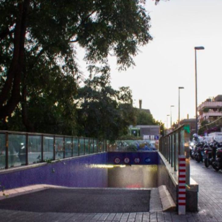 Estacionamento Público DR ROIG I RAVENTOS (Coberto) Barcelona