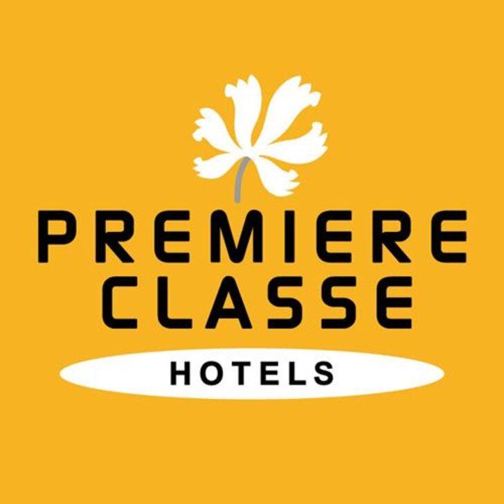 HÔTEL PREMIÈRE CLASSE BEAUVAIS Hotel Parking (Exterieur) Beauvais