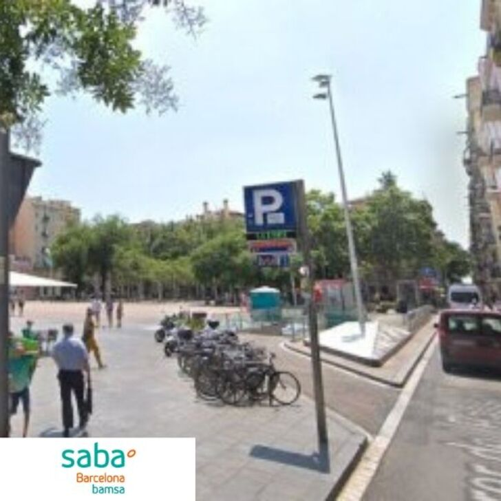 SABA BAMSA BARCELONETA Public Car Park (Covered) Barcelona
