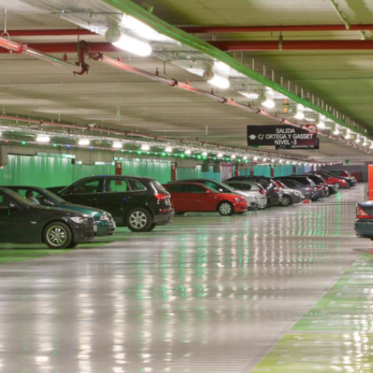 SERRANO RETIRO Openbare Parking (Overdekt) Madrid