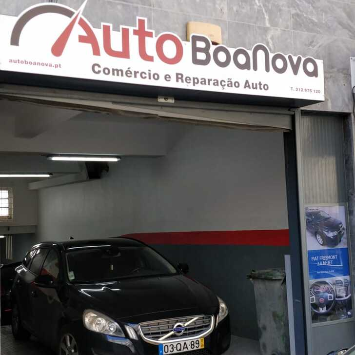 Öffentliches Parkhaus AUTO BOA NOVA (Überdacht) Lisboa