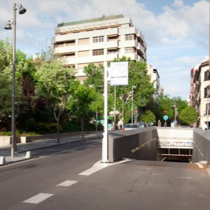 SERRANO ORTEGA Public Car Park (Covered) Madrid