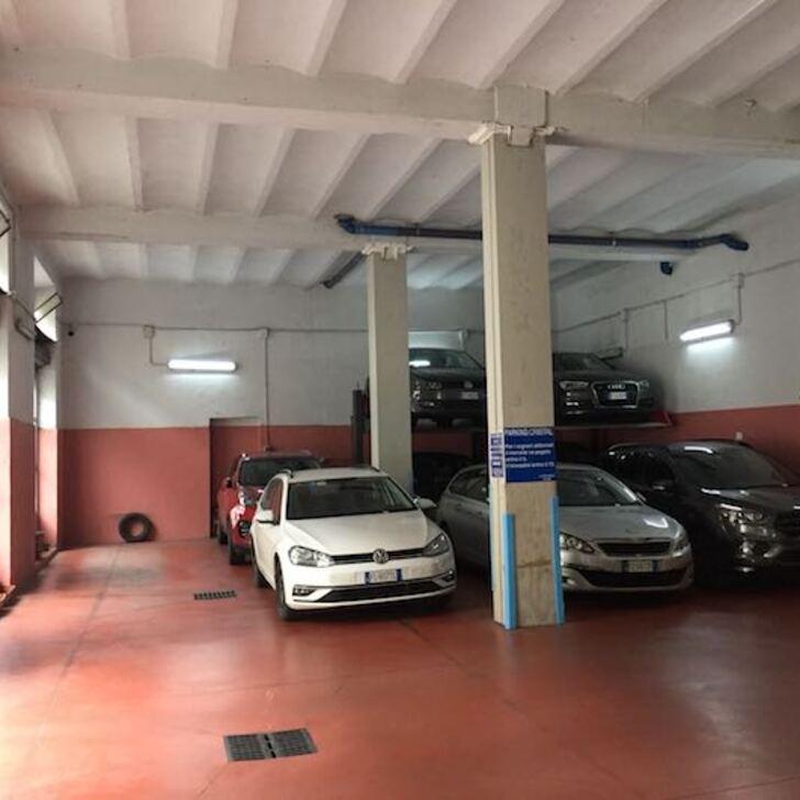 Cristal Parking Garage Public Car Park Covered