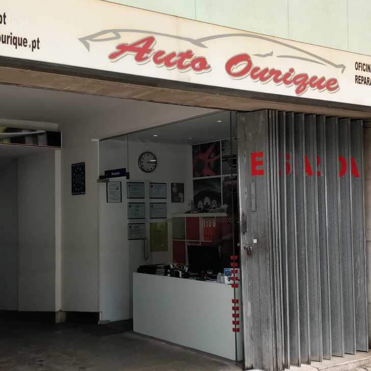 Öffentliches Parkhaus AUTO OURIQUE (Überdacht) Lisboa