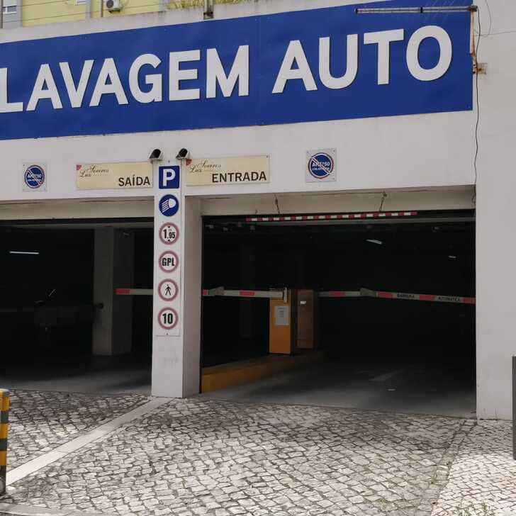 LUZ SOEIROS PARQUE Openbare Parking (Overdekt) Lisboa