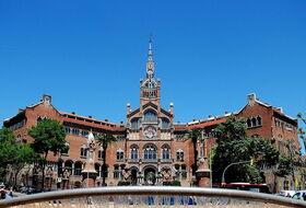Parking Hospital Sant Pau à Barcelone : tarifs et abonnements - Parking d'hôpital | Onepark