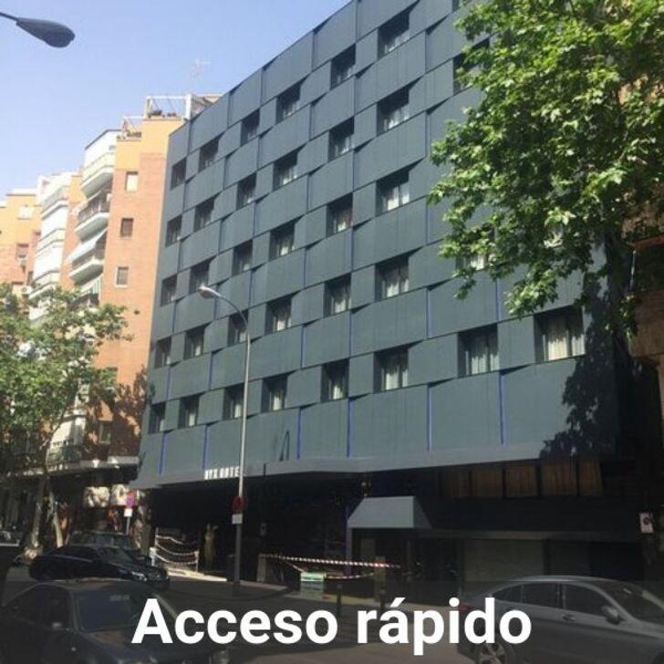 NYX MADRID Hotel Car Park (Covered) Madrid