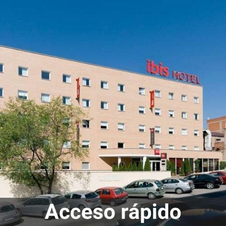 Parcheggio Hotel IBIS ALCALA MADRID (Esterno) Madrid