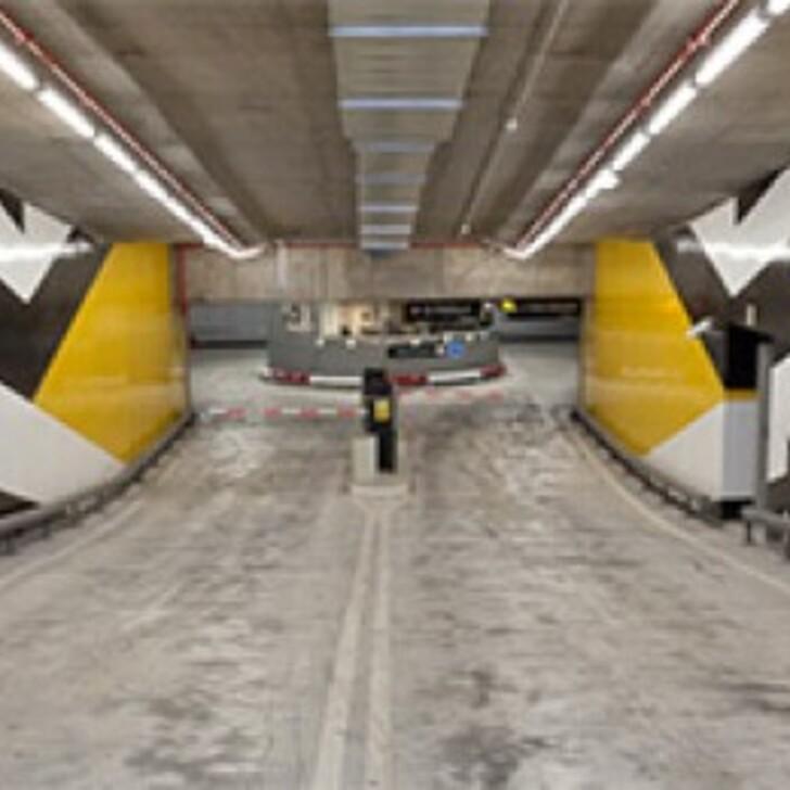 Öffentlicher Parkplatz SERRANO JUAN BRAVO (Überdacht) Madrid