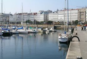 Puerto de A Coruña car park: prices and subscriptions - Harbour car park | Onepark