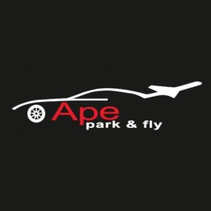 Estacionamento Serviço de Valet APE PARK & FLY (Exterior) Hamburg
