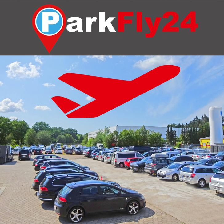 ParkFly24 Discount Parking (Exterieur) Norderstedt
