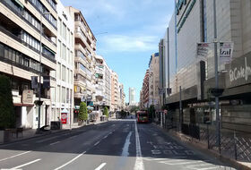 Parking Maisonnave à Alicante : tarifs et abonnements - Parking de centre-ville | Onepark