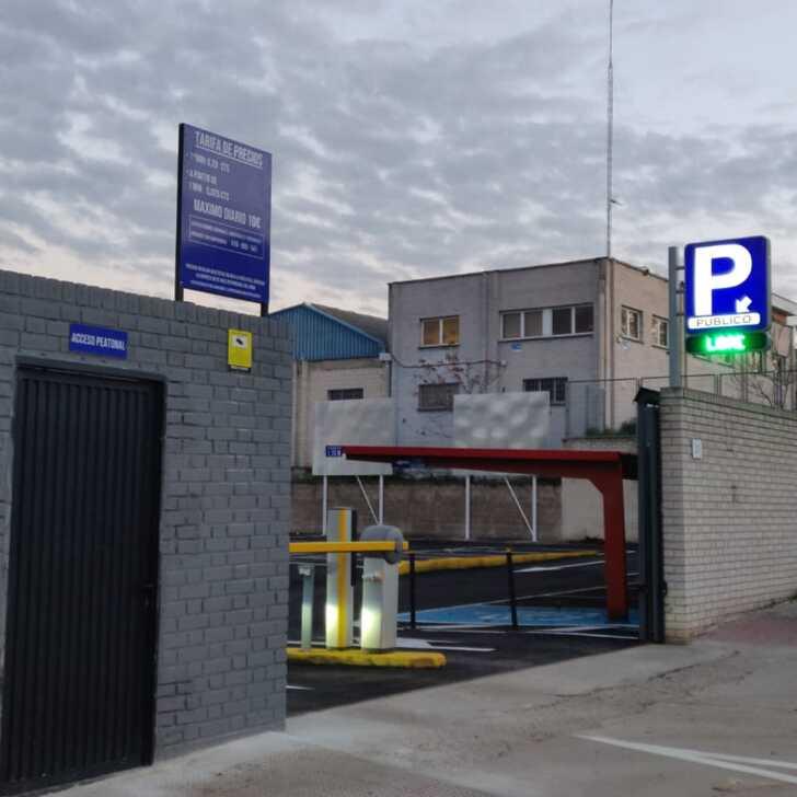 Estacionamento Público VALPORTILLO (Coberto) Alcobendas