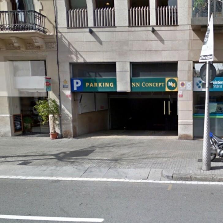 Estacionamento Público N.N. CONCEPT (Coberto) Barcelona