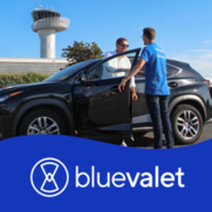 BLUE VALET Valet Service Car Park (External) Málaga