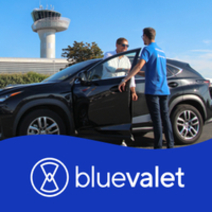 Estacionamento Serviço de Valet BLUE VALET (Exterior) Málaga