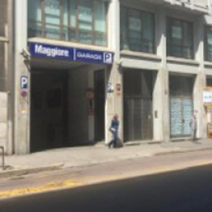 GARAGE SFORZA Openbare Parking (Overdekt) Milano