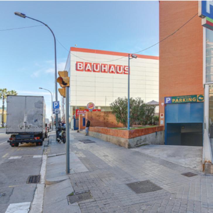 Parking Public N.N. ZONA FRANCA (Couvert) Barcelona