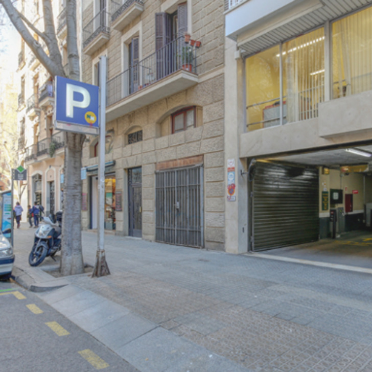 Parking Public N.N. BORRELL (Couvert) Barcelona